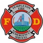 Templeton Fire & Emergency Services Logo Patch