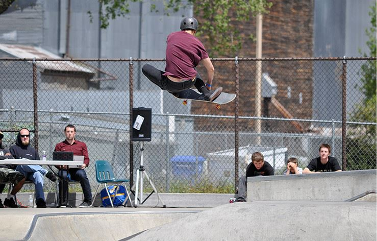 Skate Park Templeton Community Services District Ca